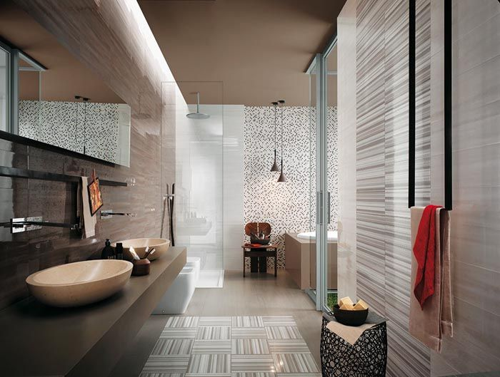 42 Badezimmer Ideen und Designs für Auszeit- Liebhaber Design room