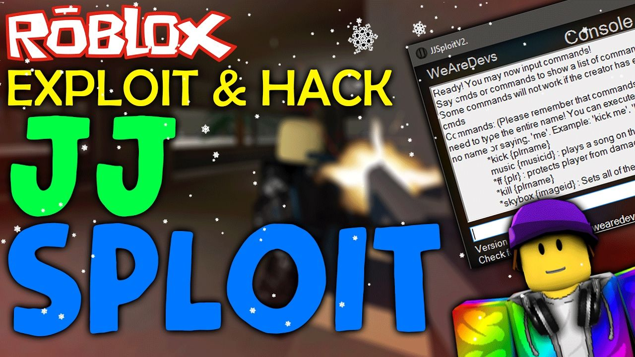EXPLOIT & HACK | ROBLOX ] JJSPLOIT || (UPDATED!) || KICK, SUPER