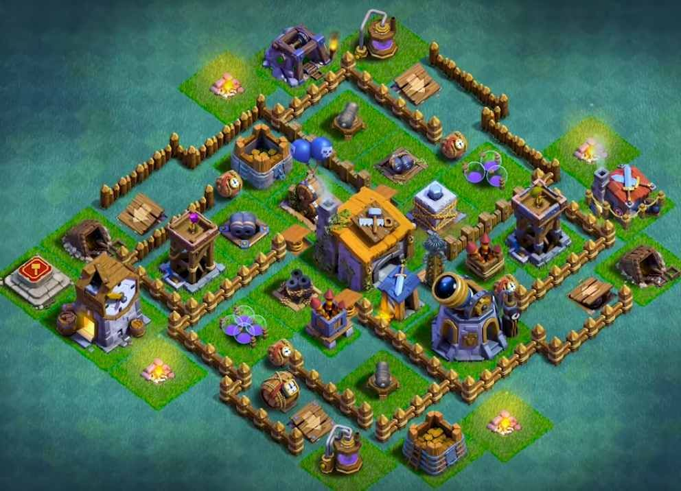 14 Best Builder Hall 5 Base Links 3500 Cups Anti 1 Star Clash Of Clans Game Clash Of Clans Clan Games