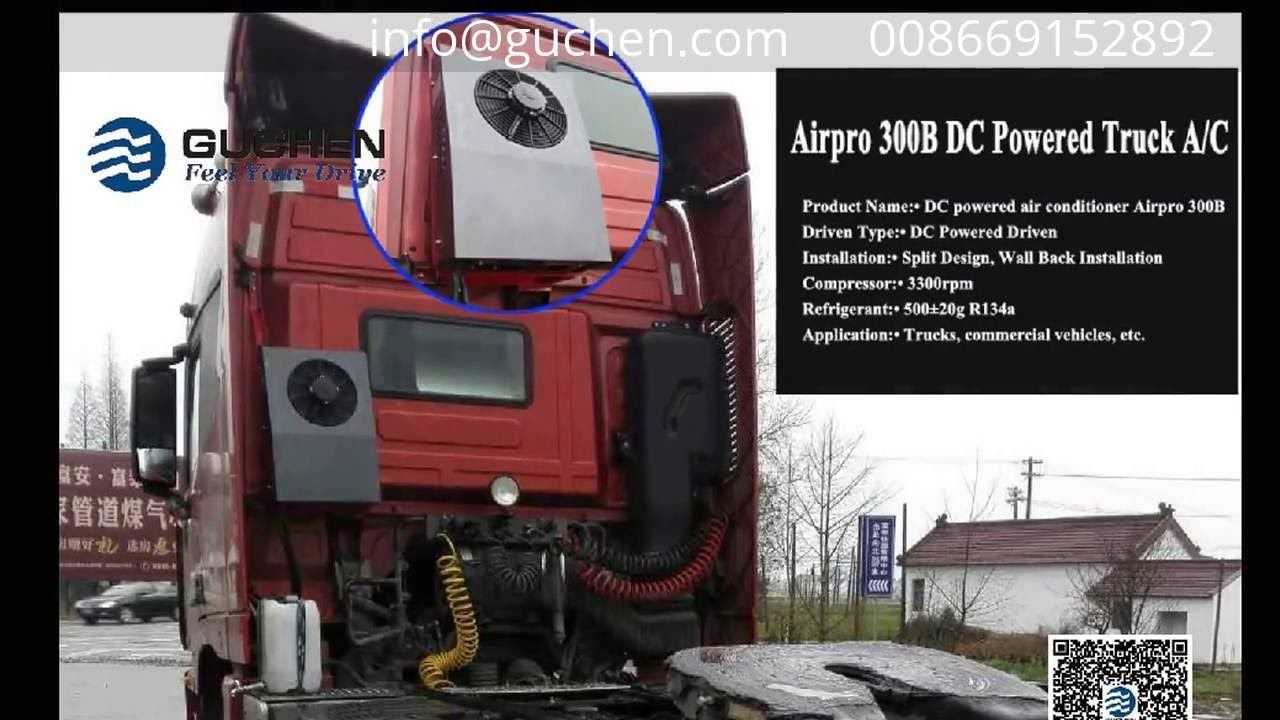NEED Airpro 300B DC Powered Truck Air Conditioner Price