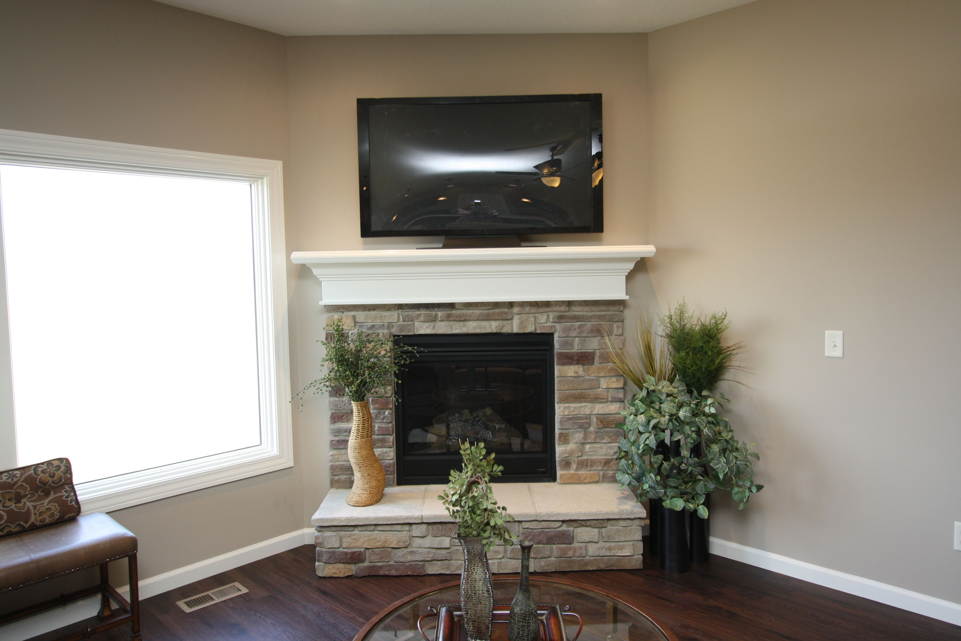 Stoned Mantle High Fireplace Fox River Laytite J\u0026N Stone & Stoned Mantle High Fireplace Fox River Laytite J\u0026N Stone ...