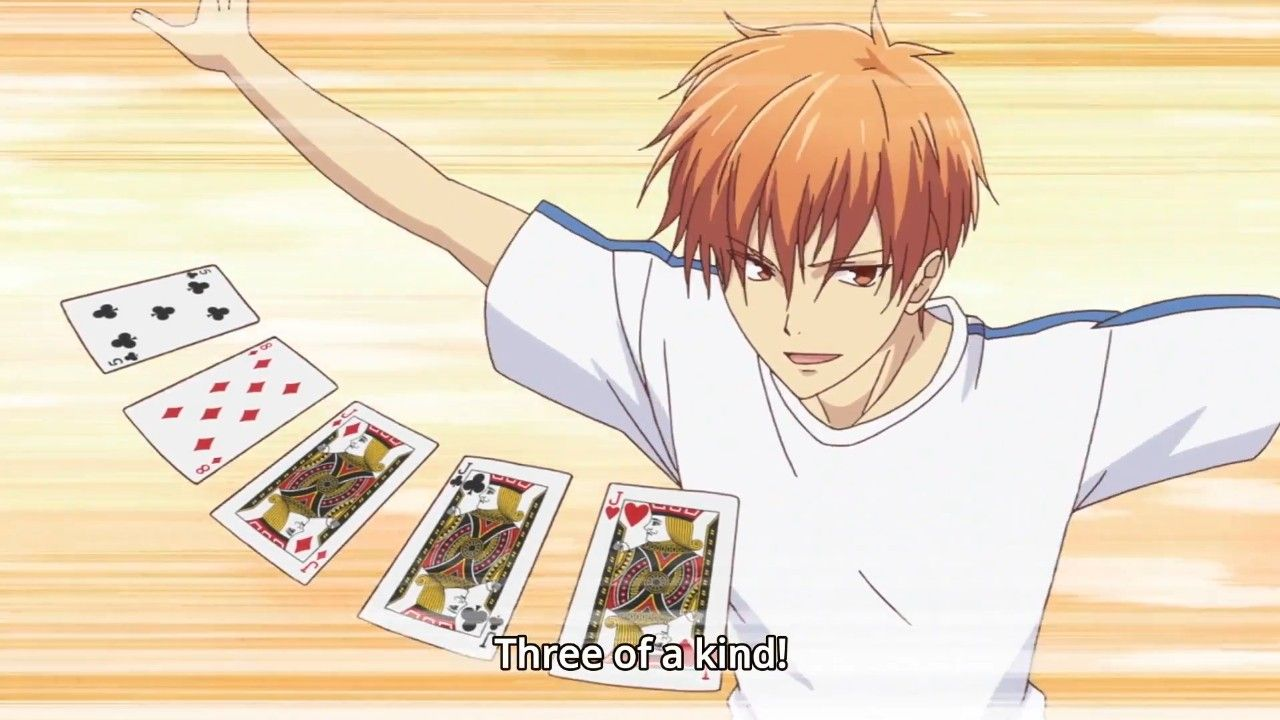 Pin on Fruits basket kyo