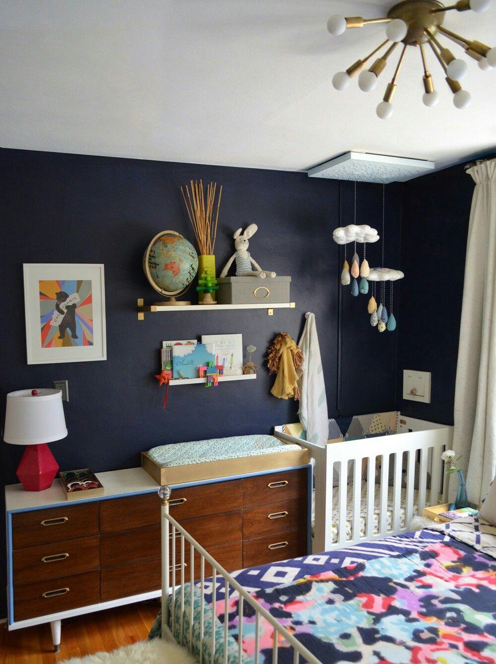 Nursery in master bedroom | Baby | Pinterest | Master bedroom ...