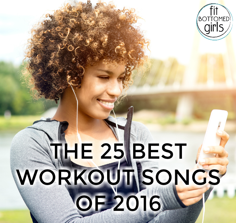 Say adios to 2016 with this epic year-end workout playlist. | Fit Bottomed Girls