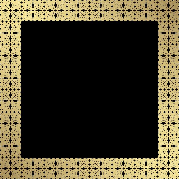 Border Decorative Frame Png Gold Clip Art Frame Decor Frame Gold Clipart
