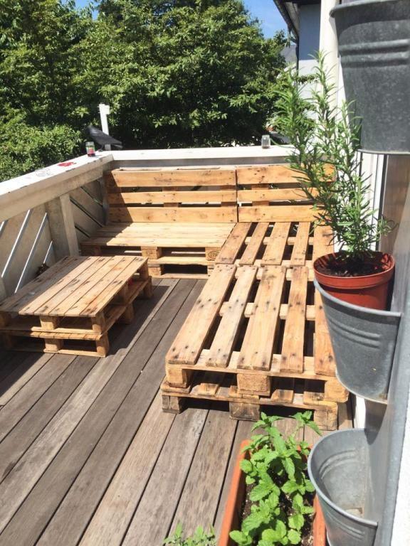 Eine DIY-Idee, die gerade im Sommer sehr beliebt ist! Bau dir deine