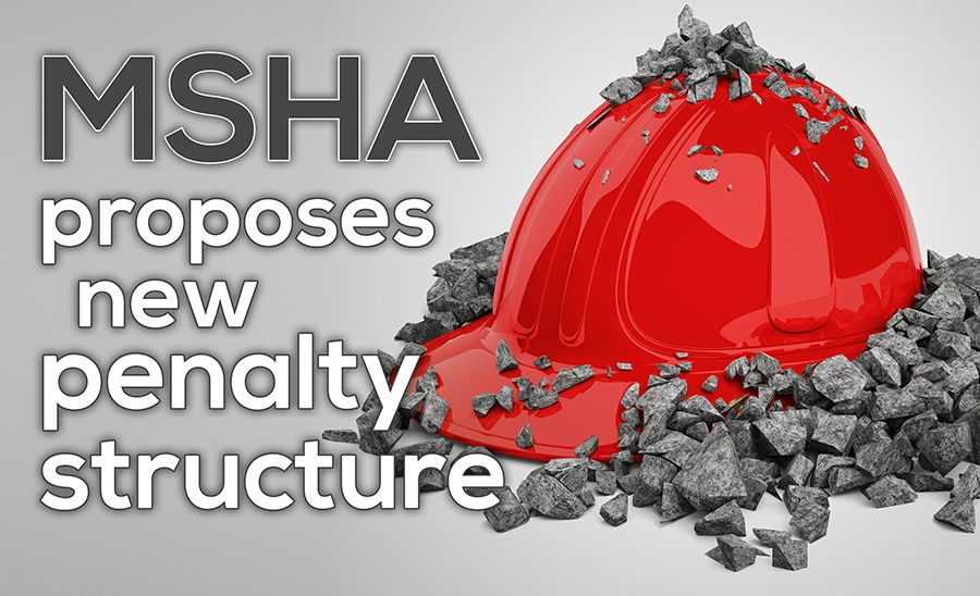 MSHA's proposed penalty changes could increase citation