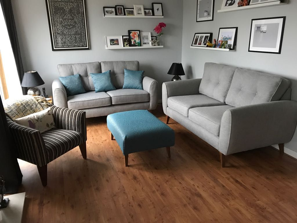 Grey living room almost complete :-) (With images ...