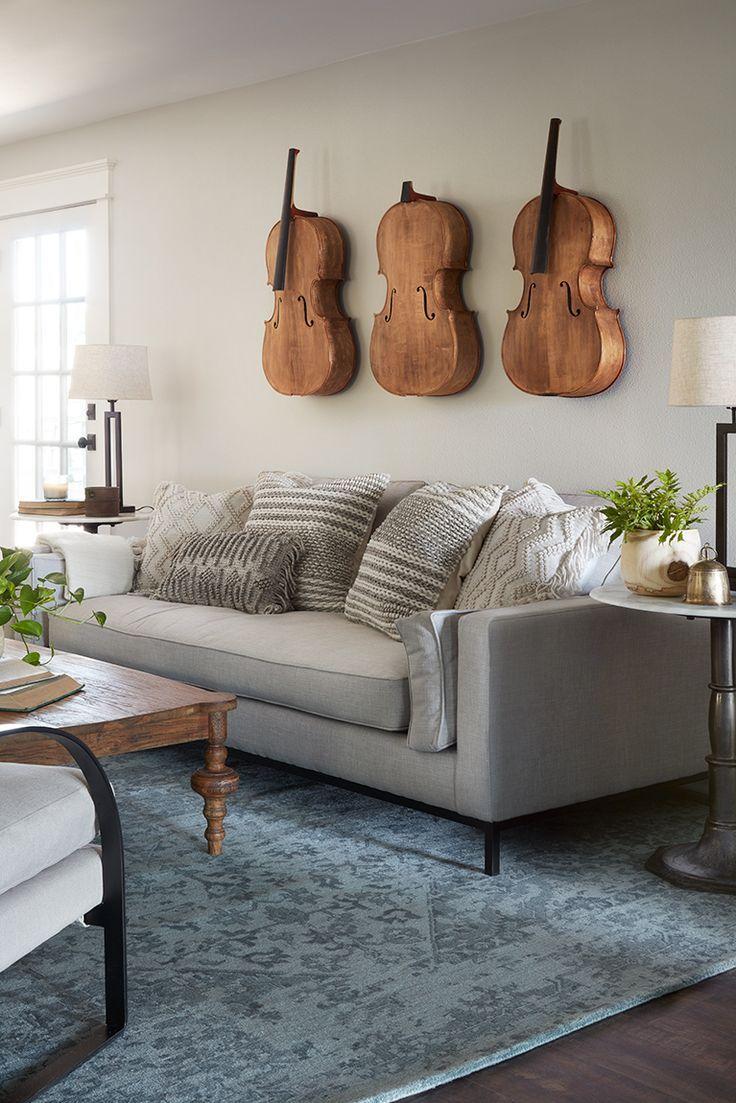 Grey Living Room Ideas Pinterest