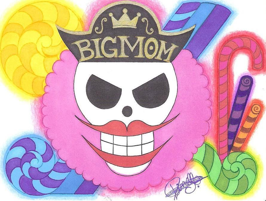 Big Mom Pirate-Emblem. by LoLoOw