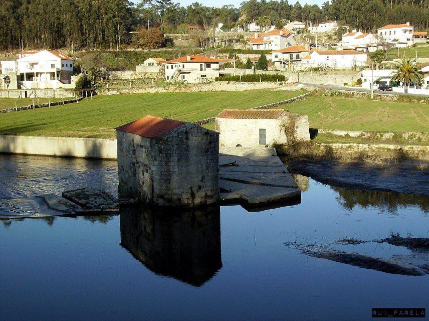 Ponte de D. Zameiro em Macieira da Maia, Vila do Conde