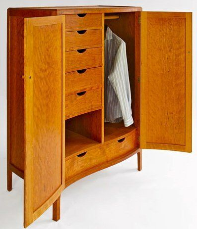 Wardrobe By Cork Cove Furniture. $9100.00. Exceptional Quality, Heirloom  Piece, Made In