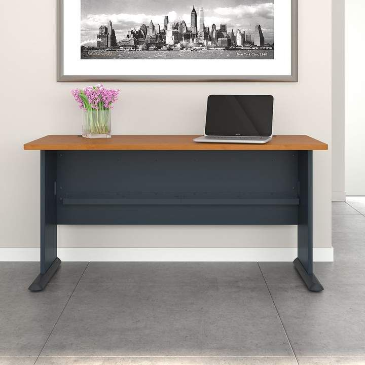 Bush Business Furniture Series A Desk Shell