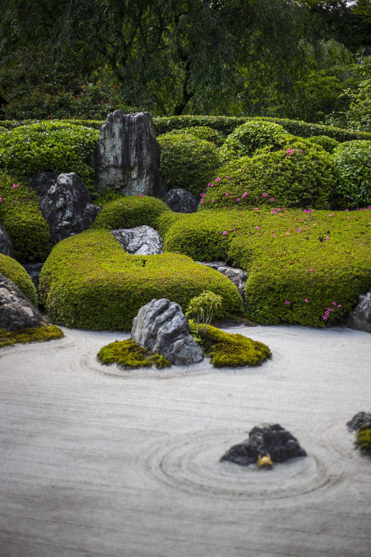 Zen Garden - Puutarhatyylej - Pinterest - Gardens, Japanese And
