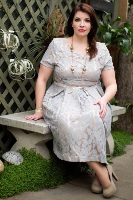 Modest Plus Size Dresses/ Plus Size Dresses | Elegant Plus Size ...