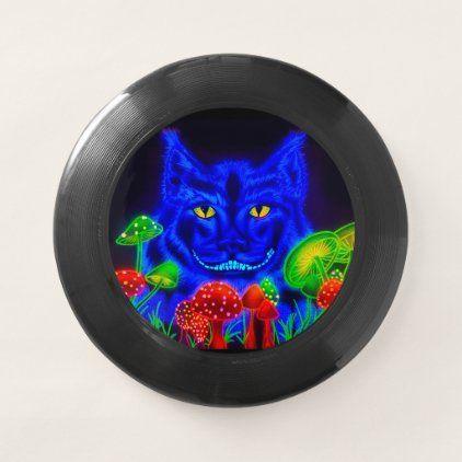 Cheshire Cat Wham-O! Frisbee