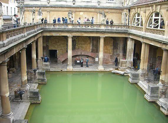 Bath, England -- check!