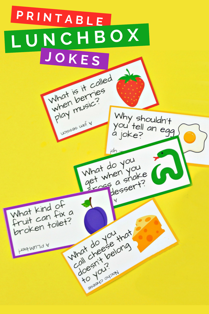 Funny Lunch Notes : funny, lunch, notes, FUNNY, LUNCHBOX, NOTES, (FREE, PRINTABLES), Crafts, School, Cafeteria,, Printable, Lunch, Jokes,