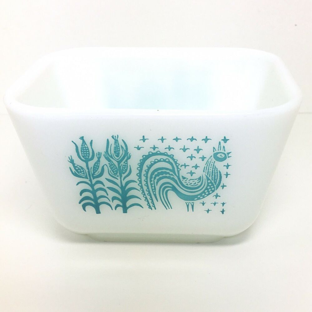 Vintage Pyrex Butterprint 501 Fridgie Refrigerator Dish Without Lid 1 1 2 Cup Afflink Contains Affiliate Links When You Click Pyrex Vintage Pyrex Lids Pyrex