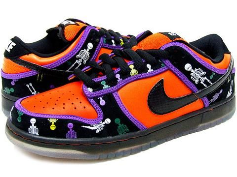 Christmas gift Top Value Nike Dunks Low Dia De Los Muertos Day of the Dead Sports Shoes