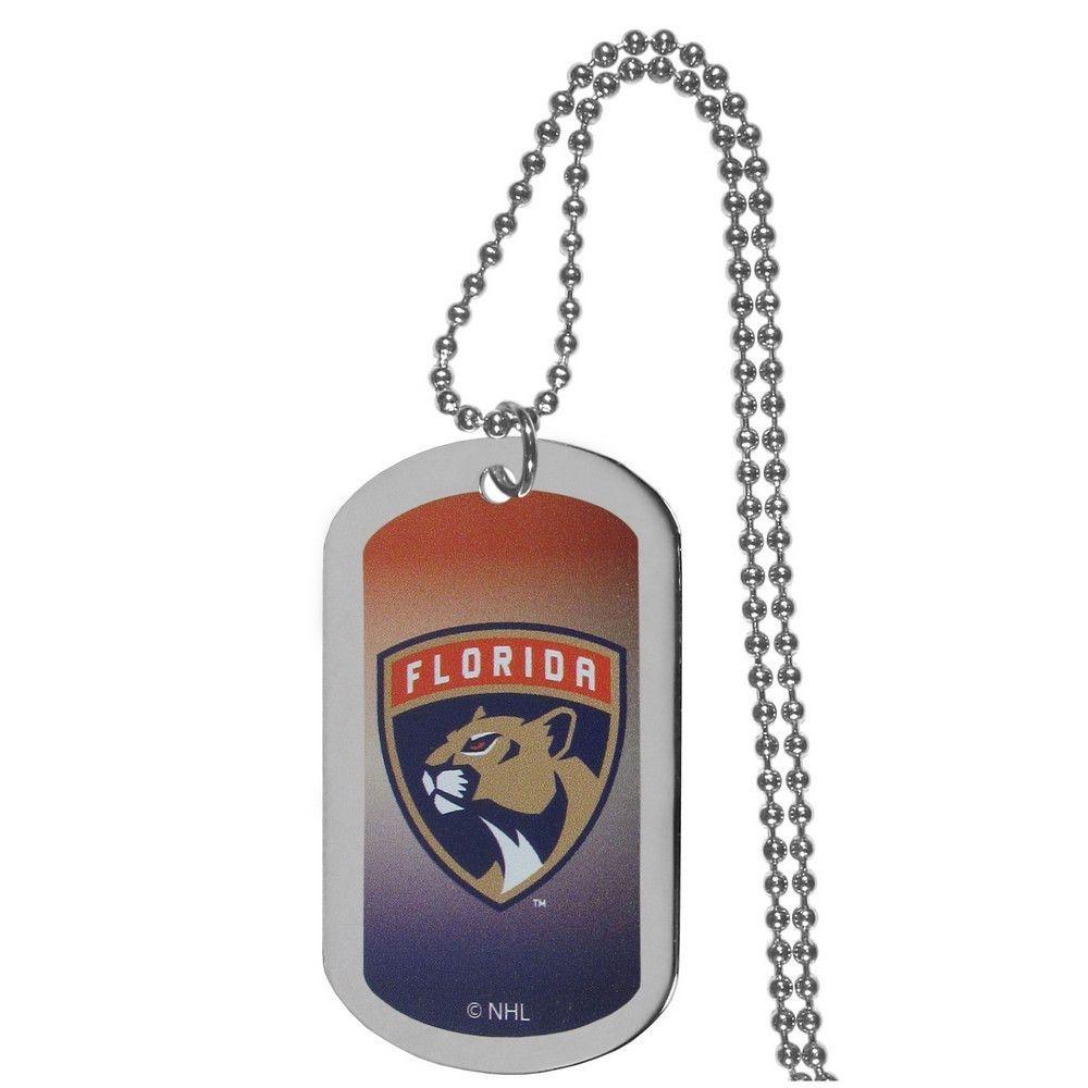 Florida Panthers® Team Tag Necklace HTNP95