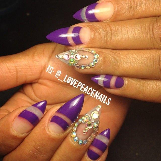 _lovepeacenails #nail #nails #nailart