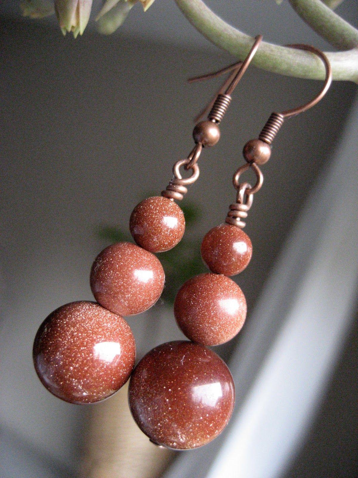 Moois van ' M(i)e': juwelen - MAAK HET ZELF : reuzenparelbellen