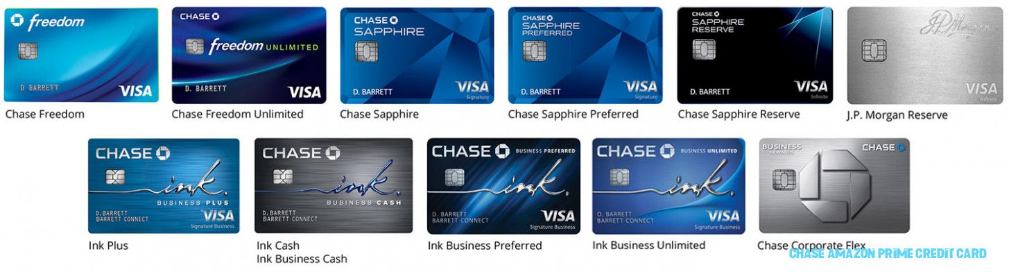 Ten Quick Tips For Chase Amazon Prime Credit Card Chase Amazon Prime Credit Card Amazon Credit Card Visa Card Credit Card