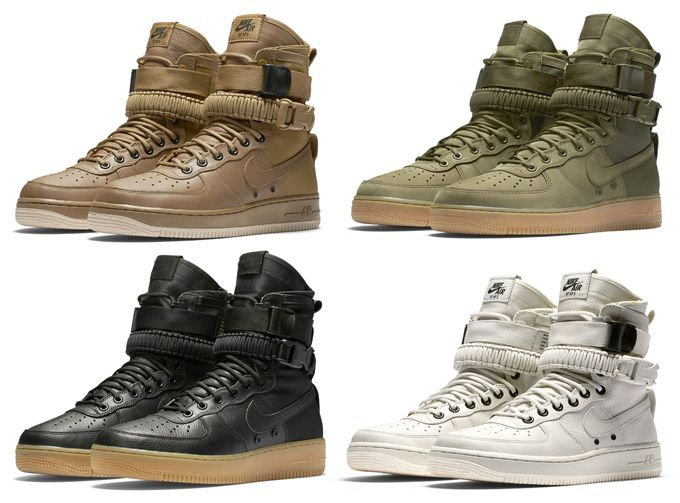 premium selection f3fb4 9a203 Nike SFAF-1 - Nike Special Field Air Force 1