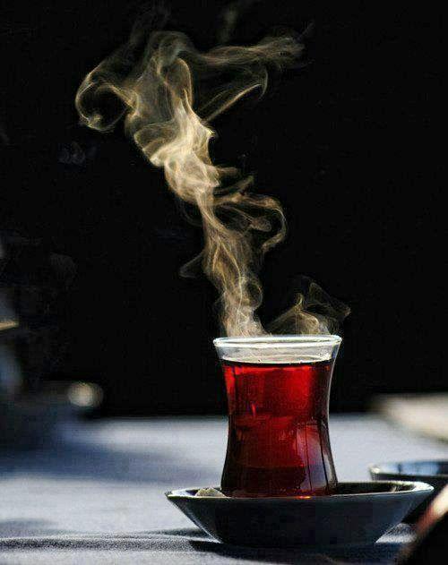 Havadan Sudan: Bir Bardak Çay...Sıcacık...