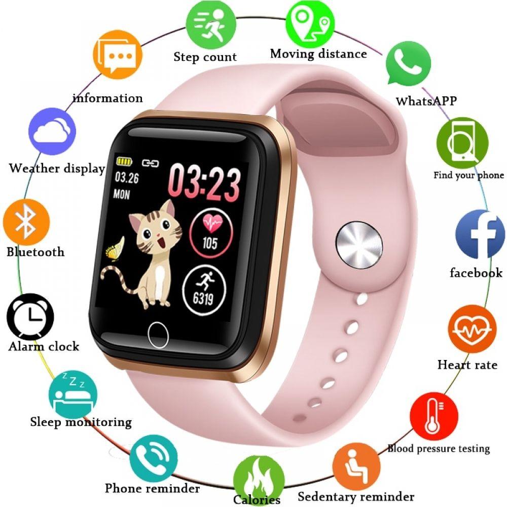 Lige Smart Watch Women Sports Smart Bracelet Ip67 Price 34 18 Free Shipping Hashtag2 Smartwatch Women Smart Watch Pedometer Watch
