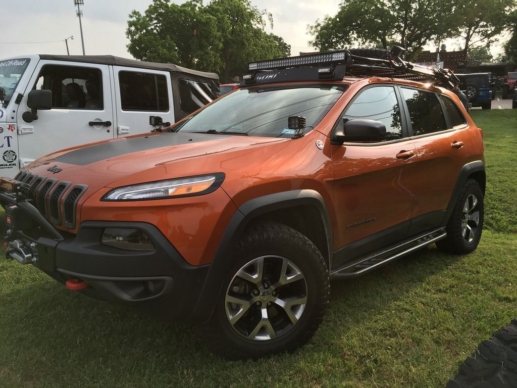 Pin by Rich Allcorn on Jeep Cherokee Trailhawk