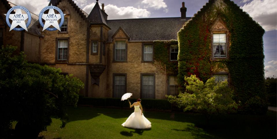 Overnewton Castle Wedding Venues Melbourne Wedding Venue