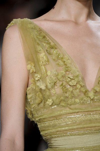 Elie Saab Spring 2011 - Details