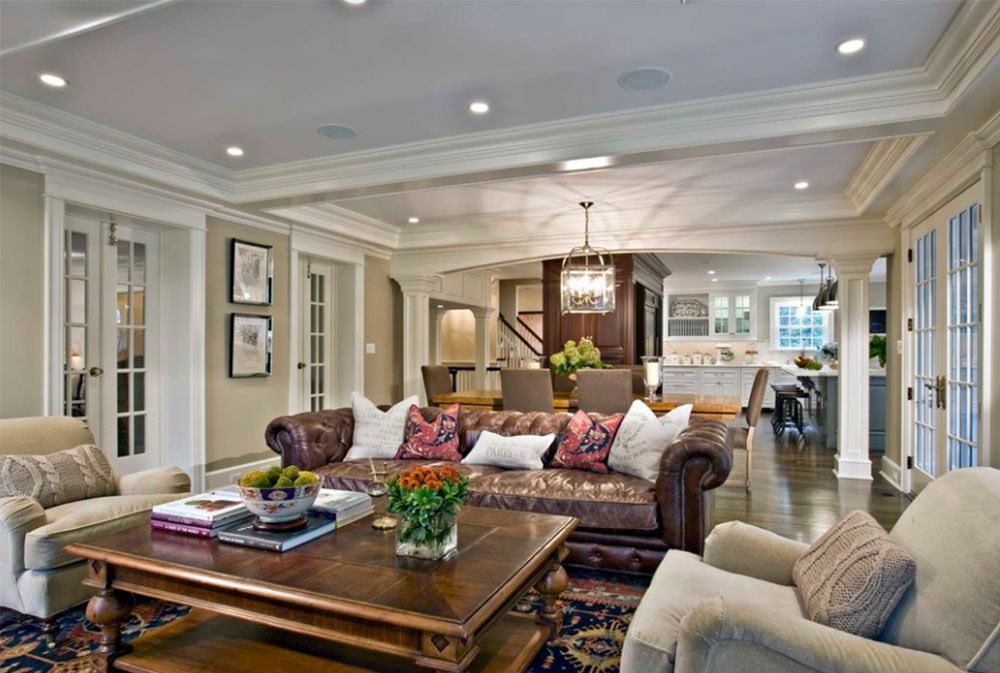 Luxury Living Rooms 31 Examples of Decorating Them Beautiful