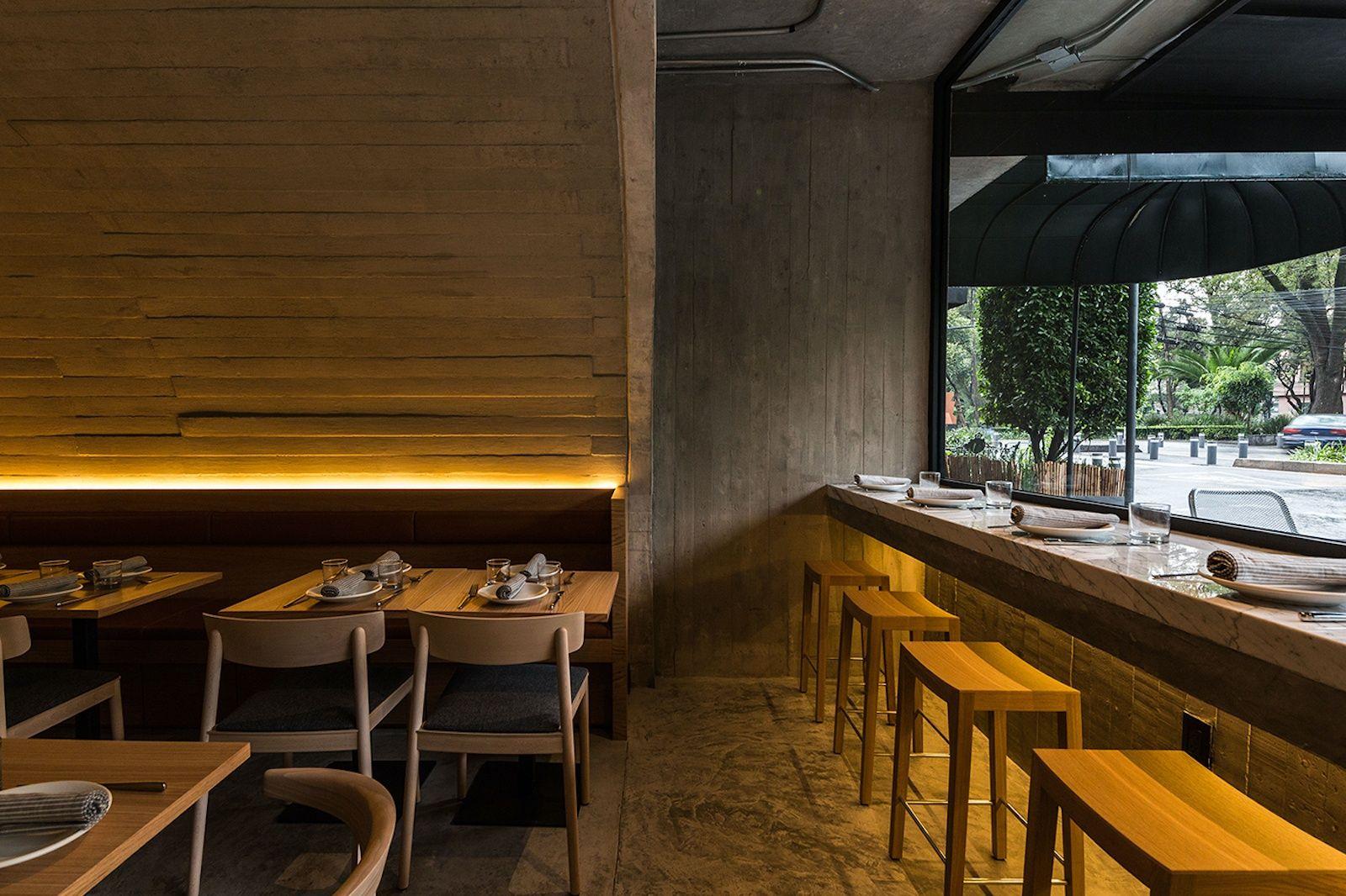 Sartoria Mexico City Mexico Ignant In 2020 Restaurant Interior Design Mexico City Restaurants White Marble Bar
