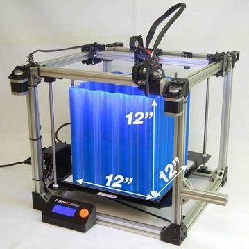 F410 Professional 3D Printer, Fast & Large Print Volume
