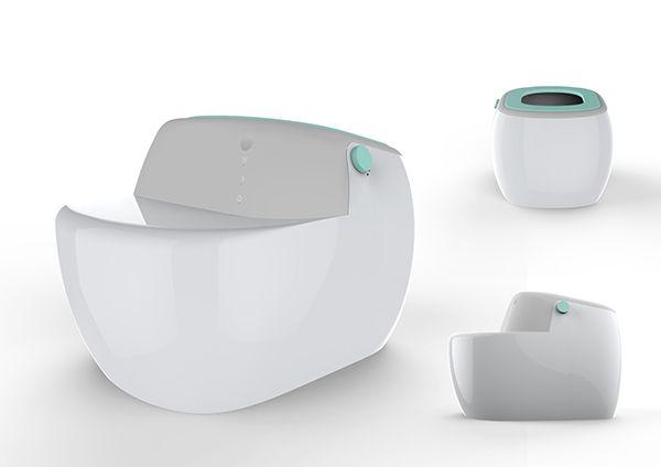 Sit-squat toilet - provide a healthy elegant way to poop