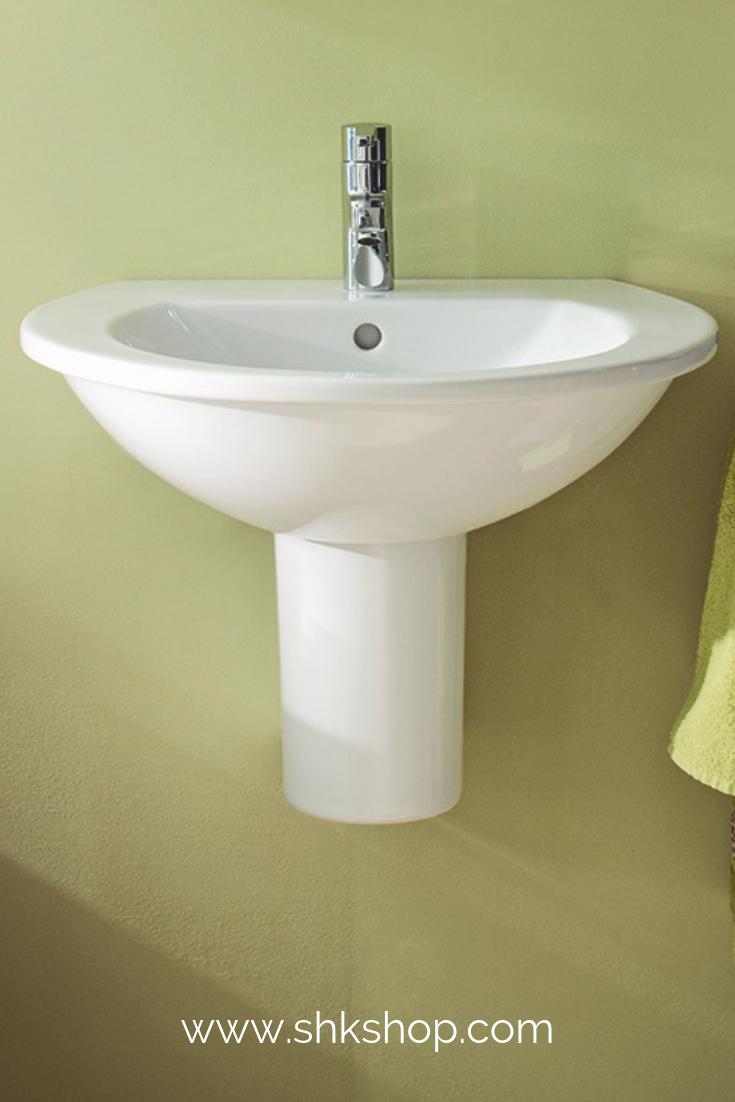 Duravit Darling New Waschtisch 262165 Mit Berlauf 1 Hahnloch 650mm Waschtisch Duravit Badezimmer Mobel