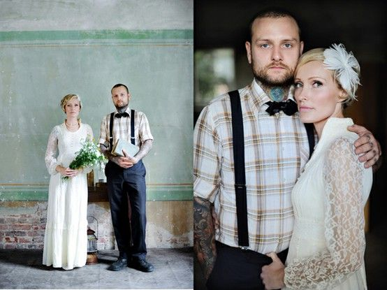 Ugly Shirt And Tie But The Thick Suspenders Are Neat Under A Tux Casual Wedding GroomCasual Groom AttireCasual