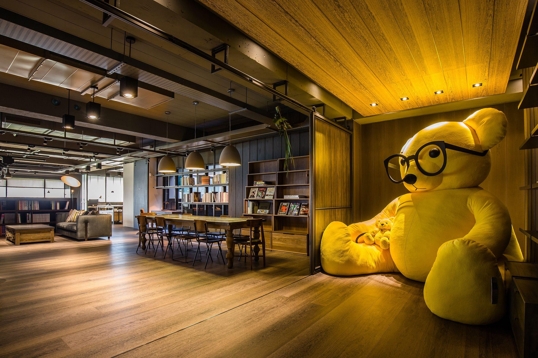 有一間室內裝修設計 | 台北辦公室, A.design Studio | Taipei Office