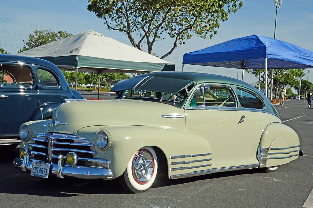 1948 Chevrolet Fleetline | Virtual Car Show | Antique cars