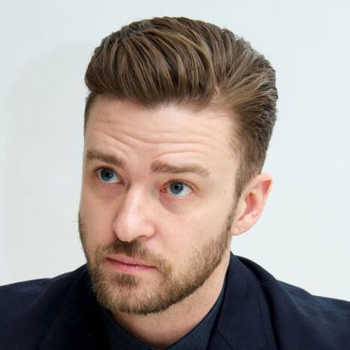 Justin Timberlake Haircut 2018 Celebrity Hairstyles Pinterest