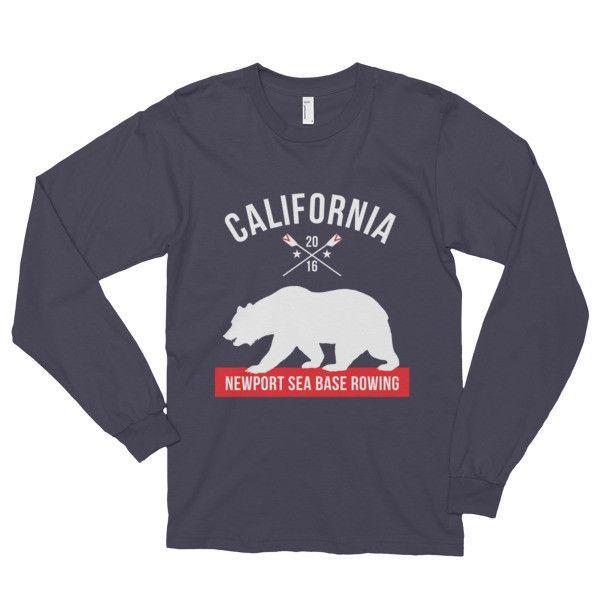 Cali Long sleeve t-shirt (unisex)