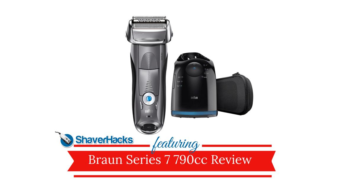 Braun Series 7 790cc Review Shaving tips, Body groomer