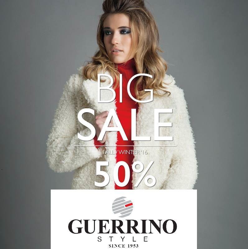Da Oggi partiamo con il 50% SCONTO !!! Guerrino Style UOMO#DONNA & CURVY