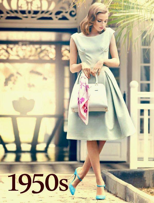 Kleider 50er jahre stil wien
