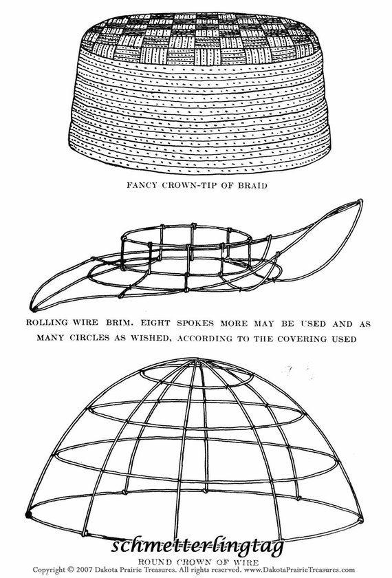 1921 Flapper Millinery Book Hat Making Make Roaring 20s
