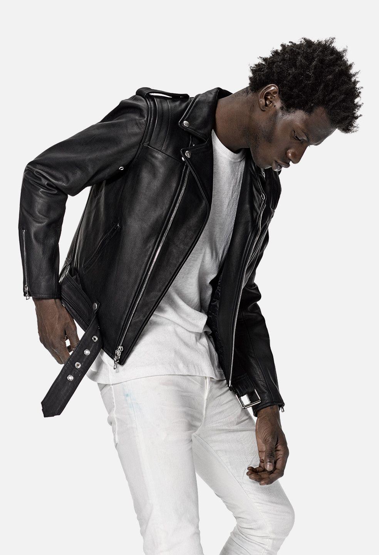 John Elliott X Blackmeans Rider S Jacket Black John Elliott Riders Jacket Jackets Elliott [ 1440 x 984 Pixel ]