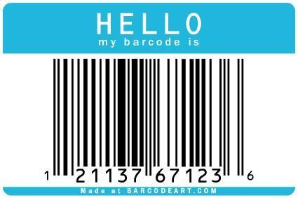 How To Make Your Own Qr Code And Barcode Barcode Art Coding Barcode